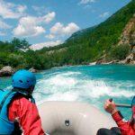 Экскурсия «Рафтинг, Пивский каньон с озером»