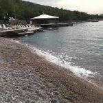 Пляж Мириште